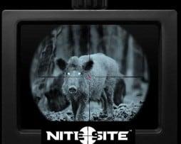 nitesite nachtsichtgeräte systeme bilder absehen