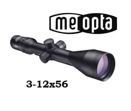 Meopta Zielfernrohr Meostar R1 3-12x56 RD mit beleuchtet 4C Absehen