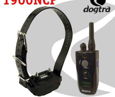 Dogtra 1900NCP collar halsband erziehungshalsband small
