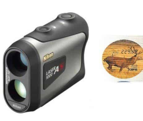 Nikon LRF 1000 AS Laser-Entfernungsmesser 1