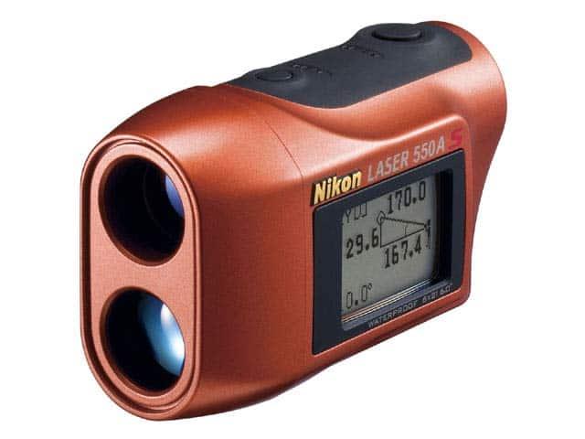 Nikon laser entfernungsmesser 550a s golf jagd wasserdicht