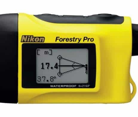 Nikon Laser Distanzmesser Forestry Pro - fuer Jagd und Golf, Display, wasserdicht - 018208086702 new