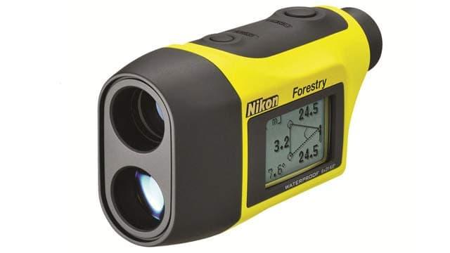 Nikon Entfernungsmesser Test : Nikon laser entfernungsmesser forestry pro für jagd und golf