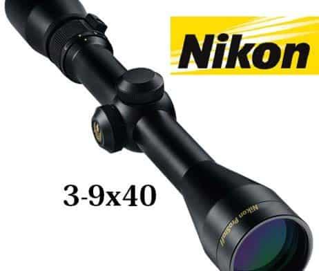 Nikon Zielfernrohr Prostaff 3-9x40 M NP Duplex Absehen 018208067213 a