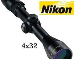 Nikon Zielfernrohr Prostaff 4x32 M NP Absehen Duplex Wasserdicht - 018208087617 a