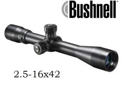 Bushnell Zielfernrohr Elite Tactical 2.5-16x42, Mil Dot Abs. - ET2164