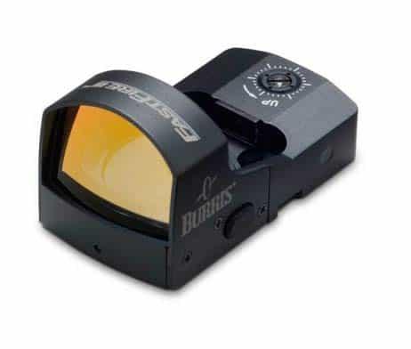 BurrisFast Fire III Leuchtpunktvisier Reflexvisier Red Dot 38 MOA Absehen 1