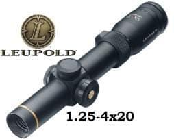 Leupold Zielfernrohr VX-R 1,25-4x20 Absehen 4 Fire Dot - 110683 new3