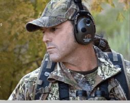 Alpha 360 Walker's muffs Gehörschützer