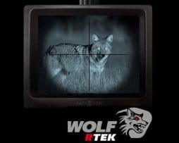 NiteSite RTEK Wolf Spotter XW Nachtsichtgerät mit IR Videokamera für Zielfernrohre - 931207 aaa