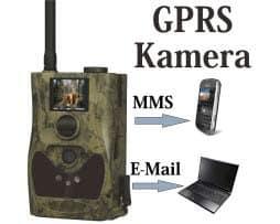 MMS GPRS Wildkamera Bolyguard SG880M