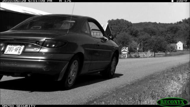 Testbericht Reconyx SM750 Kfz-Kennzeichen Kamera Fotofalle 3
