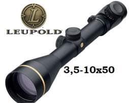 Leupold Zielfernrohr VX-3 3,5-10x50 German #4 Absehen - 67590