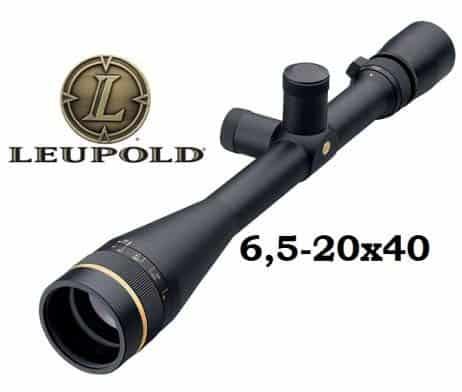 Leupold Zielfernrohr VX-3 6,5-20x40 FIne Duplex - 66565