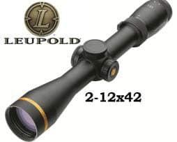 Leupold Zielfernrohr VX-6 2-12x42 FireDot 4, LR Duplex, beleuchtet - 115199