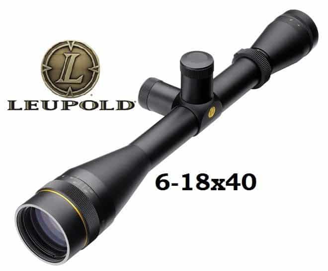 Zielfernrohr Mit Entfernungsmesser Kaufen : Leupold zielfernrohr vx 2 6 18x40 fine duplex target dot 110816