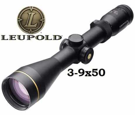 Leupold Zielfernrohr VX-R 3-9x50 Abs. FireDot 4, Duplex