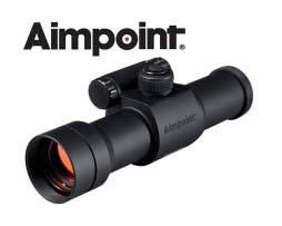 Aimpoint Leuchtpunktvisier 9000SC - NV 2 MOA Absehen - 200136