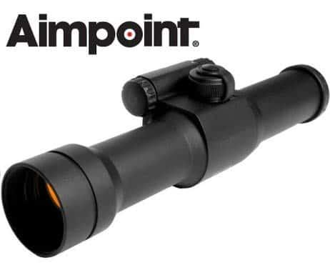 Aimpoint Leuchtpunktvisier 9000L 4/2 MOA Absehen - 11419