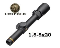 Leupold Zielfernrohr VX-3i 1.5-5x20 Matte Duplex oder German #4 - 170675 a