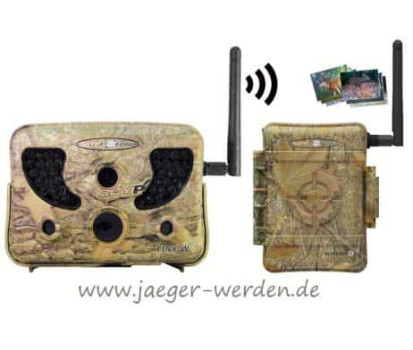 Spypoint Tiny-W3 funk ueberwachung set wildkamera camo 1