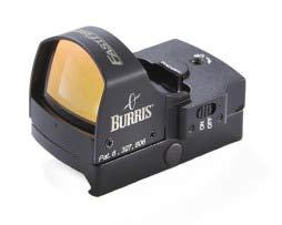 Burris Fastfire II Reflexvisier Leuchtpunktvisier 4 MOA Absehen Red Dot - 300232