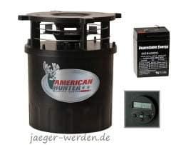 american hunter futterautomat feeder schwarzwild rotwild new