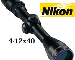 718266 NIKON Prostaff 4-12x40 M BDC Bullet Drop Compensating BRA41004