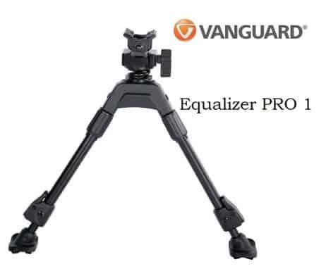 Vanguard Equalizer PRO 1 Zweibein Zielstock Gewehrauflage 1 (2)