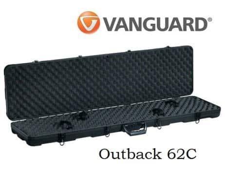 Vanguard Outback 62C Waffenkoffer Pistolenkoffer 2