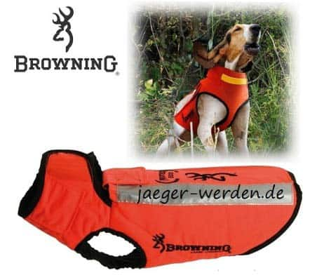 PROTECT ONE  ECO hundeschutzweste hundeweste cano browning 1
