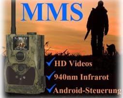 Wildkamera Fotofalle Boliguard scoutguard mms sg880mk hd