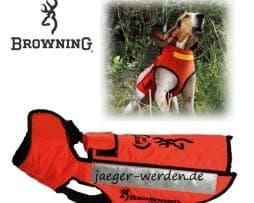 PROTECT HUNTER  hundeschutzweste hundeweste cano browning 1