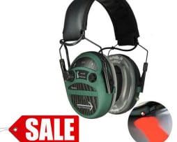 MePaBlu TWIN-TEC Exclusiv aktiver Gehörschutz Verstärkung 20 fach