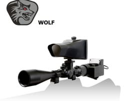 NiteSite Spotter WOLF XW Nachtsichtgerät Nachtsystem Nightvision 1 - 640p
