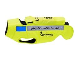 Protect Pro EVO Hundeschutzweste, von Browning Bekleidung für Jagdhunde - Cano Concept Stempel