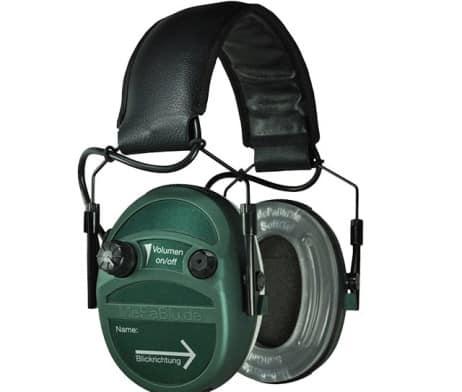 MePaBlu TARGET Exclusiv Aktiver Gehörschutz Verstärkung 10-fach  SoftGel-Ohrpolster