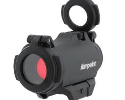 Aimpoint Leuchtpunktvisier Micro H-2 inkl. Weaver Blaser Picatinny Schiene 2 MOA Absehen - 200185
