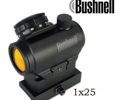 Bushnell Trophy Rotpunktvisier 1x25 TRS-25 mit 3 MOA Abs. - 731303