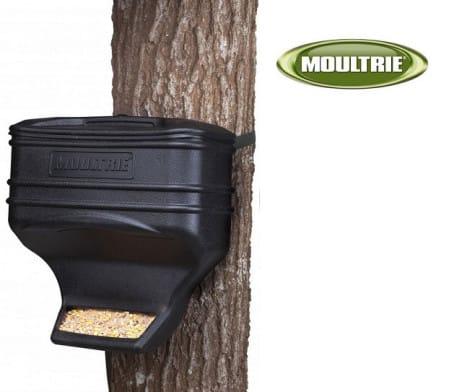 Moultrie Schwerkraft Futterautomat Wildfutterautomat für Rehwild Rotwild ebay - 1