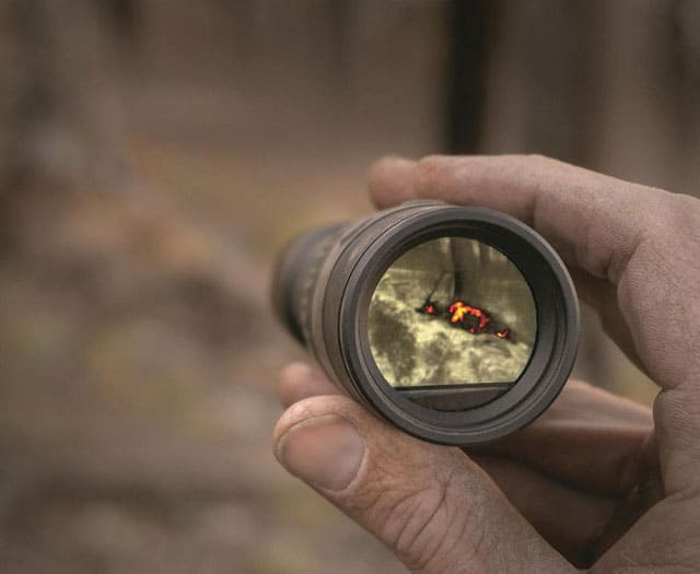 Lto tracker jagd wärmebildkamera thermokamera leupold