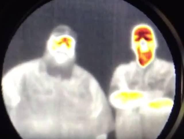 Entfernungsmesser Jagd Leupold : Lto tracker jagd wärmebildkamera thermokamera leupold 172830