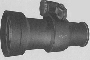 Rotpunkt und leuchtpunktvisiere eisenvisier im test