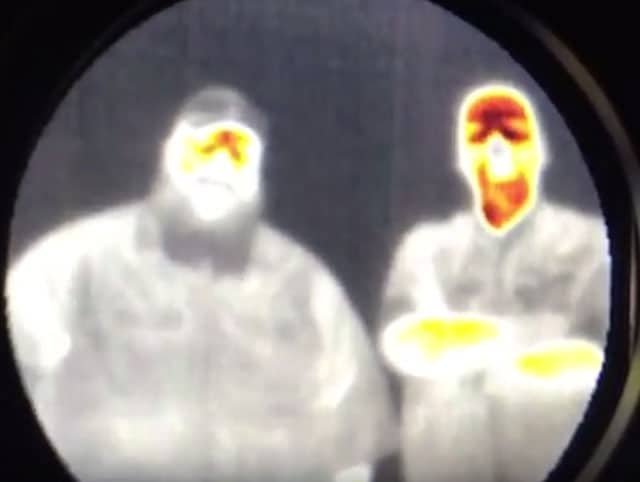 Entfernungsmesser Jagd Leupold : Leupold lto tracker hd wärmebildkamera jagd thermalkamera