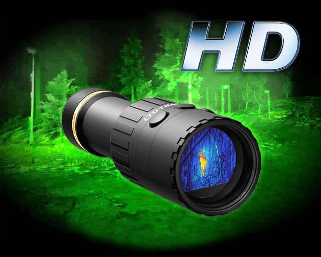 Wärmebild Zielfernrohr Mit Entfernungsmesser : Leupold lto tracker hd wärmebildkamera jagd thermalkamera 174906